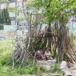 11 hutmeisjes