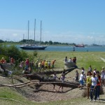 1406 opening zeilboot